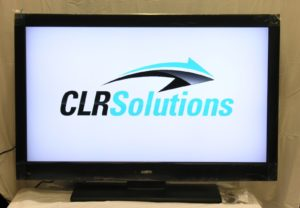CLR Solutions TV Logo