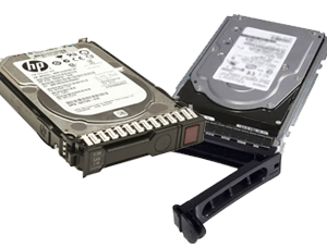 SAS Hard Drives